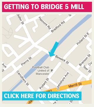 Bridge 5 Mill Map