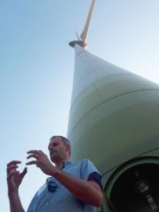 Ecopower windturbine