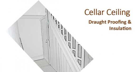 Cellar celling presentation front page